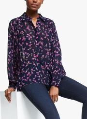 Swoon Floral Blouse