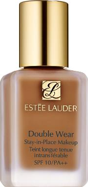 Double Wear Stay In Place Foundation Makeup Spf10