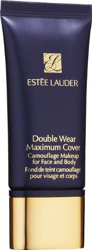 Estee Lauder Double Wear Maximum Cover Camouflage Makeup For Face And Body