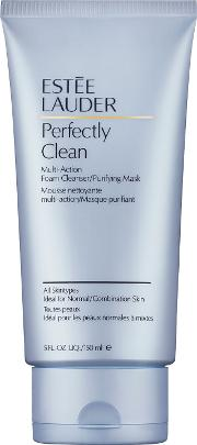 Estee Lauder Perfectly Clean Multi Action Foam Cleanserpurifying Mask