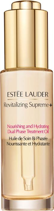 Estee Lauder Revitalizing Supreme Nourishing And Hydrating Dual Phase Treatment Oil