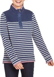 Airlie Striped Sweatshirt