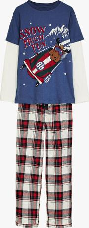 Boys' Milo Moose Pyjamas