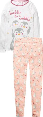 Children's Penguin Snug Pyjamas