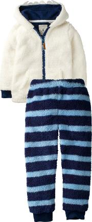 Children's Thick Yeti Pyjamas