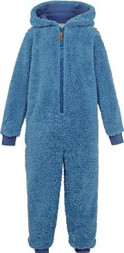 Children's Walrus Fleece Onesie