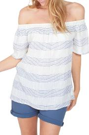 Ellen Stripe Blouse