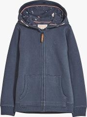 Girls' Out Of This World Zip Through Hoodie