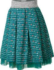 Girls' Star Party Skirt