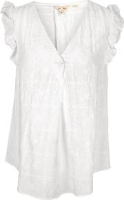 Jodie Embroidered Blouse