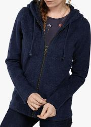 Newbury Zip Through Hoodie