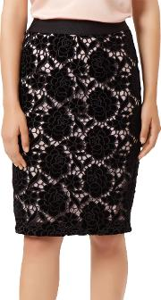 Carrie Lace Skirt