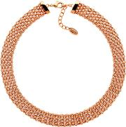 Chunky Mesh Collar Necklace