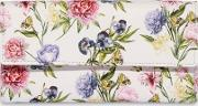 Libby Floral Large Foldover Purse