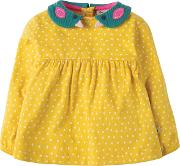 Baby Bluebird Collar Top