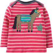 Baby Donkey Applique Top