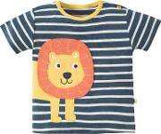 Baby Felix Lion Wrap Around Top