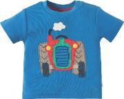 Baby Lil Wheels Tractor Top