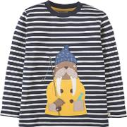 Children's Discovery Walrus Applique Top