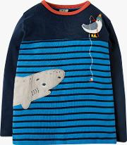 Children's Peter Panel Top