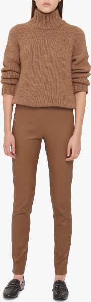 Gregoire Leather Trousers
