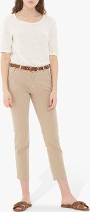 Naas Cropped Jeans