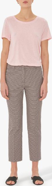 Nelly Patterned Trousers
