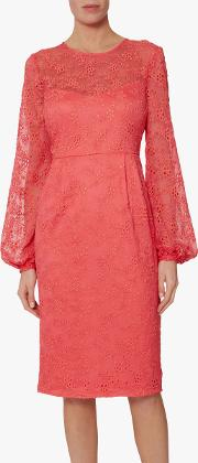 Itzia Embroidered Dress