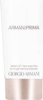 Prima Oil In Gel Foaming Cleanser