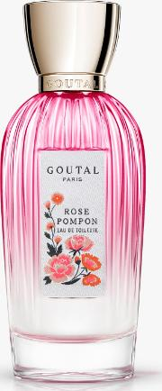 Rose Pompon Embroidered Edition Eau De Toilette