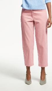 Cotton Chunky Cord Trousers