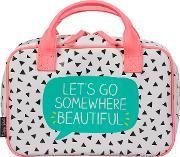 'lets Go' Organiser Travel Bag