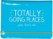 Going Places Card Holder