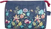 Quintessence Large Cosmetic Bag