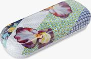 Braids & Blooms Glasses Case
