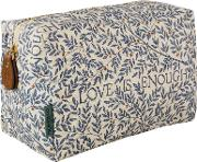 Morris & Co Love Is Enough Large Cosmetic Bag