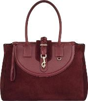 Lucky Leather Tote Bag