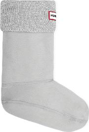 Children's Glitter Welly Socks