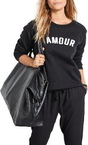 Amour Sweat Top