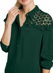 Brooklyn Lace Blouse