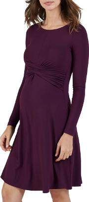Saskia Maternity Dress