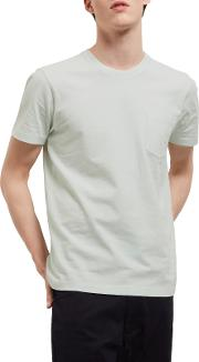 Cotton Crew Neck T Shirt