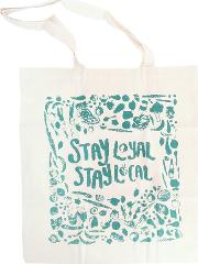 Stay Local Tote Bag