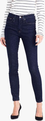 9 High Rise Lookout Jeans