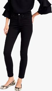 9 High Rise Toothpick Jeans