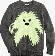 Crewcuts By  Boys' Snow Monster Jumper