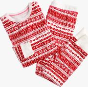 Crewcuts By  Girls' Lol Fair Isle Pyjamas