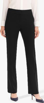 Edie Stretch Crepe Trousers