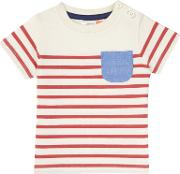 Baby Stripe Pocket Jersey T Shirt