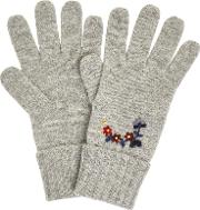 Folkloric Embroidered Gloves
